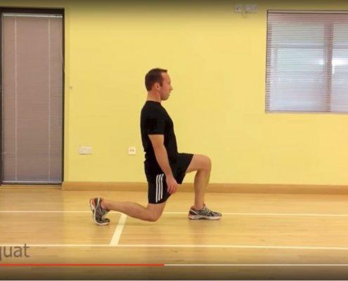 Leg Blaster Circuit Video