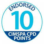 This Course Awards 10 CIMSPA Endorsed CPD points